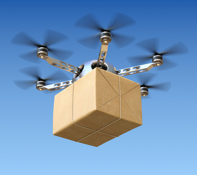 drone aerial delivery