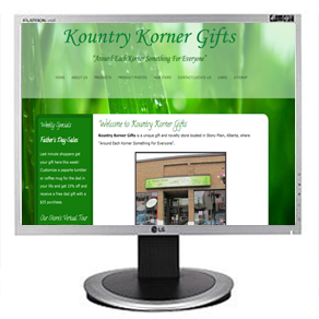 Kountry Korner Gifts